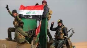 Fuerzas populares aseguran fronteras de Irak ante terroristas