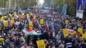 Rusia: Sanciones y presiones de EEUU unirán más al pueblo iraní