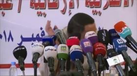 Vídeo: Ataca a zapatazos a ministro fugado yemení en Riad
