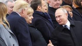 Putin: Rusia está dispuesta al diálogo con EEUU, incluso sobre INF