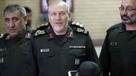 Comandante iraní: EEUU se verá obligado a irse de Oriente Medio