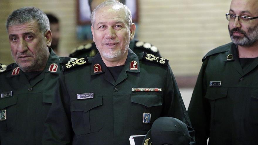 Comandante iraní: EEUU se verá obligado a irse de Oriente Medio | HISPANTV