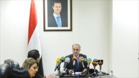 Damasco: Los enemigos no serán autorizados a reconstruir Siria