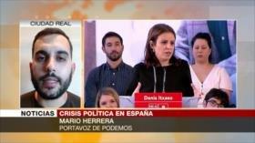 Herrera: PP y C's están fuera de constitucionalidad del Estado