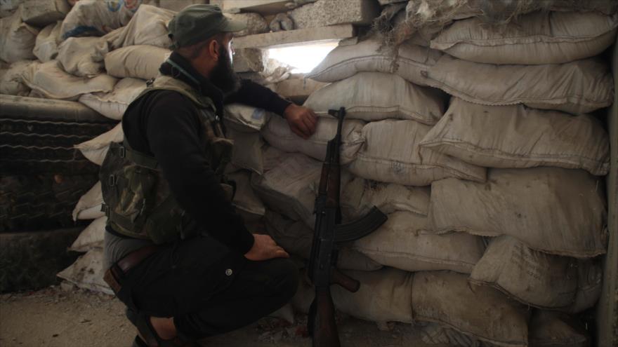 Alemania pagó bajo cuerda a los rebeldes para combatir a Damasco