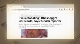 Jamal Khashoggi. Protesta contra Trump. Tensión en España