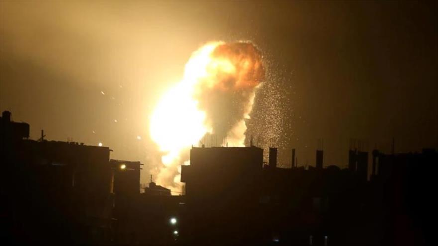 Choque entre Israel y HAMAS deja 1 sionista y 6 palestinos muertos