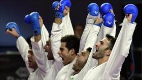 Irán se proclama subcampeón de karate en Mundial de Madrid 2018