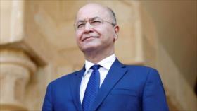 Bagdad defiende lazos con Teherán y denuncia sanciones de EEUU