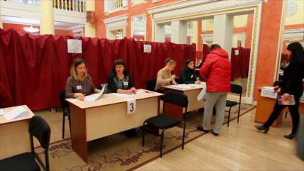 Donetsk y Lugansk de Ucrania celebran elecciones generales
