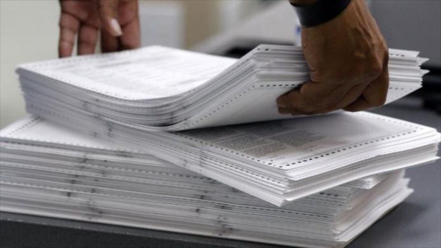 Elecciones en entredicho: urnas electorales perdidas en EEUU