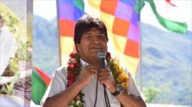 Morales apoya a su par en Nicaragua ante imperialismo