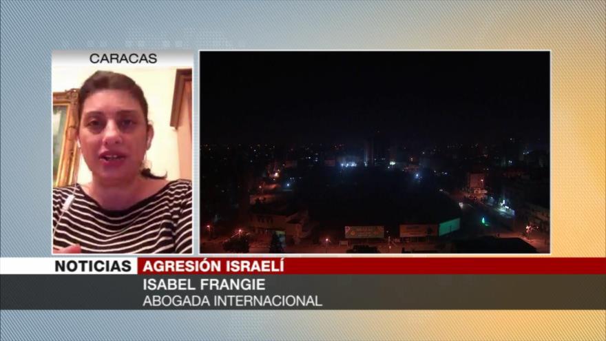 Frangie: Israel viola el derecho internacional con ataques a Gaza