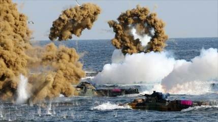 Pyongyang: maniobras EEUU-Corea del Sur violan acuerdo de paz