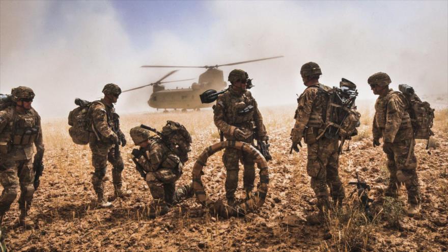 """Rusia: """"El Occidente perdió la guerra en Afganistán"""""""