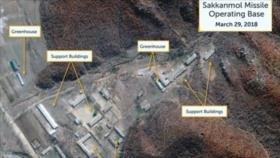 'Corea del Norte impulsa programa de misiles en 13 bases secretas'
