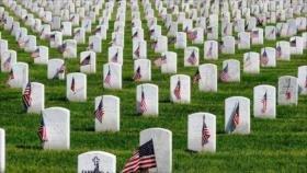 Marchan en EEUU contra creciente cifra de suicidios de veteranos