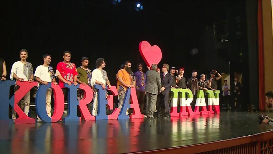 Festival de Amistad Irán-Corea del Sur inicia en Teherán