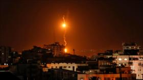 Bombardeos israelíes matan a tres palestinos en la Franja de Gaza