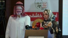 Los familiares de Khashoggi le recuerdan a 40 días de su muerte