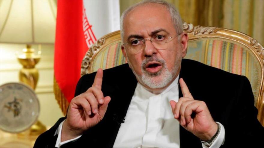 Zarif: EEUU no puede cambiar la política de Irán con sanciones | HISPANTV