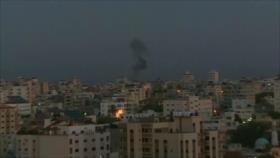 Bombardeos contra Gaza. Agresión a Yemen. Caravana de migrantes