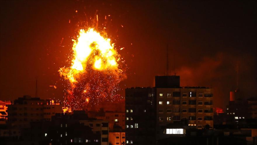 Irán condena recientes ataques de Israel a Gaza