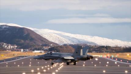 'Rusia perturbó señal del GPS durante grandes maniobras de OTAN'