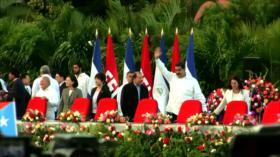 ALBA respalda al Gobierno de Nicaragua ante injerencismo de EEUU