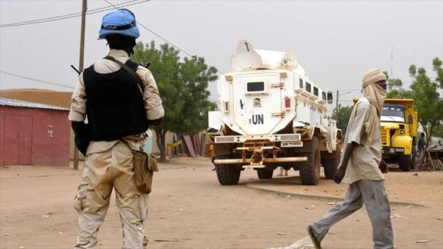 Unos 3 civiles mueren tras ataque con coche bomba en la ciudad de Gao, situada en el norte de Malí.