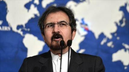 Irán condena ataque israelí a edificio de Al-Aqsa TV en Gaza