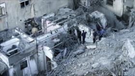Palestina tilda de 'crímenes de guerra' ataques de Israel a Gaza