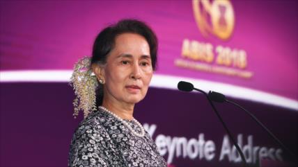 Amnistía le retira su galardón a líder birmana por crisis Rohingya