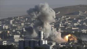 Siria pide a ONU cese de matanza de civiles por coalición de EEUU