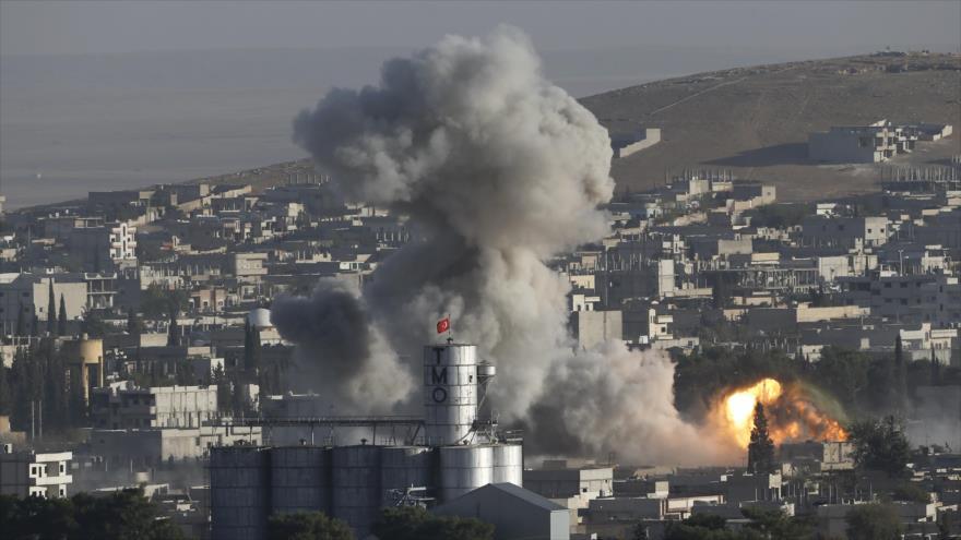 Siria pide a ONU cese de matanza de civiles por coalición de EEUU | HISPANTV