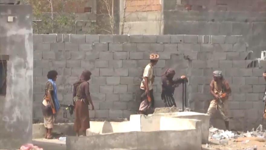 Movimiento yemení Ansarolá dice tener bajo su control Al-Hudayda