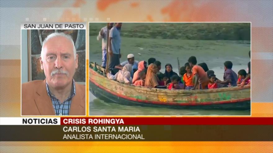 Santa María: Habrá violencia mientras Rohingya sea privada de todo
