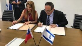 Chile firma un acuerdo de ciberseguridad con el régimen israelí