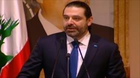 Batalla verbal entre Saad Hariri y Nasralá