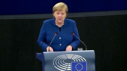 """Crece tensión entre EEUU y la UE por posible """"ejército europeo"""""""