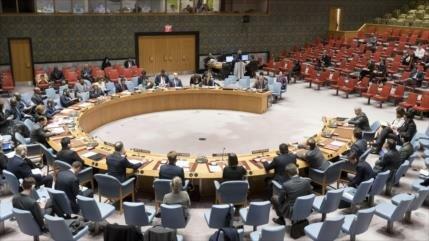 Reunión de ONU sobre escalada de tensión en Gaza acaba sin acuerdo