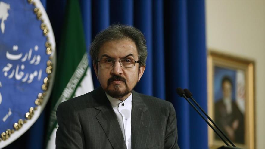 """Cancillería iraní: Bolton tiene la manía de """"querer vejar"""" a Irán"""
