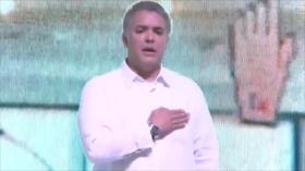 Presidente de Colombia cumple 100 días de su mandato