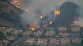 Incendios mortales en estado de California dejan más de 40 muertos