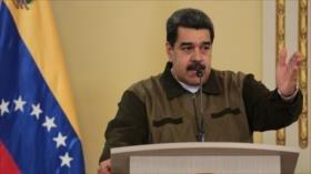 Maduro pide ayuda de ONU ante bloqueo del imperialismo de EEUU