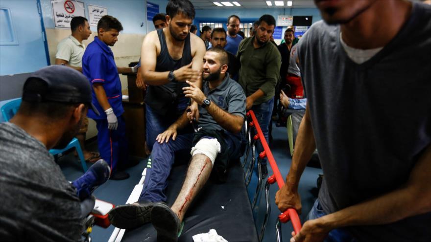 ONU considera 'insostenible' la situación en Gaza por asedio israelí