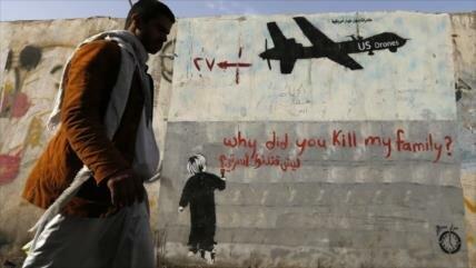 Yemen, víctima de una década de los ataques de drones de EEUU