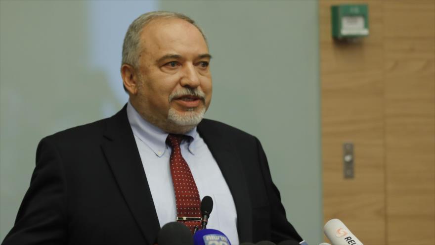 Lieberman renuncia tras la tregua con HAMAS