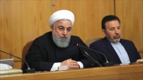 Rohani: EEUU será derrotado en su camino equivocado de sanciones