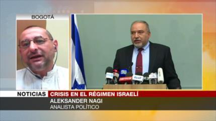 Nagi: Israel es un estado terrorista y acusa de serlo a Palestina